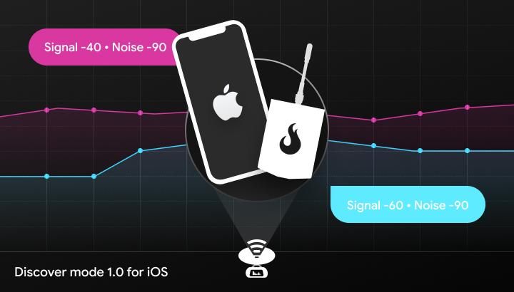 release NetSpot iOS
