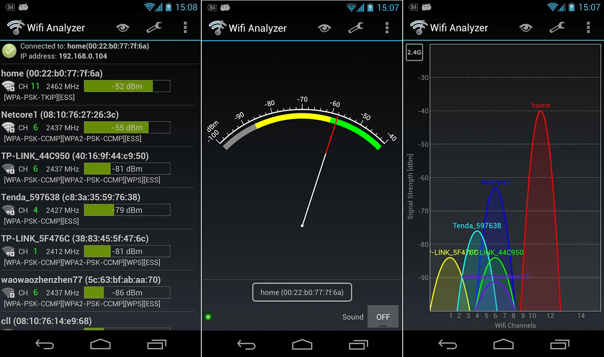 free wifi signal booster for android