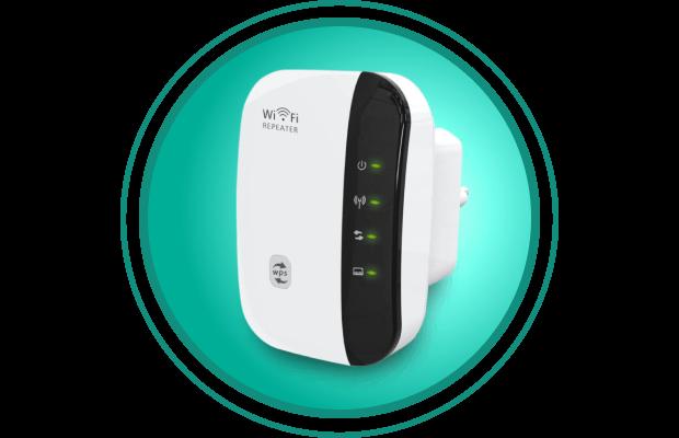 ریپیتر وای فای و تقویت سیگنال wifi