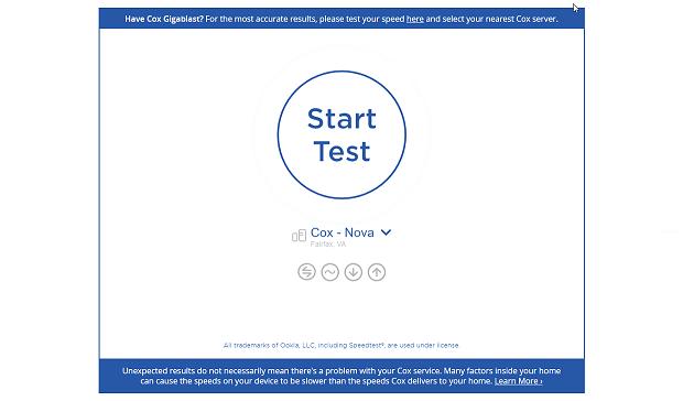 Best Internet Speed Test Services 2019