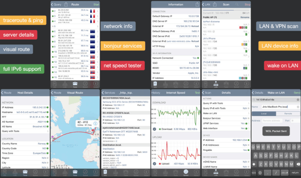 Check the best WiFi analyzer apps for iOS