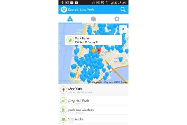 Five best WiFi near me apps for finding WiFi networks