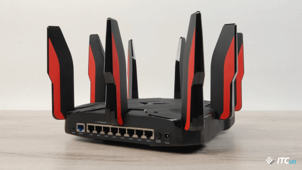 TP-Link Archer C5400X AC5400 MU-MIMO Tri-Band WiFi Gaming Router