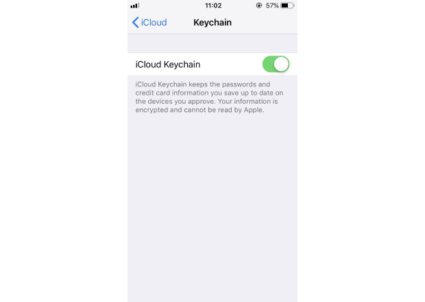 Come Trovale le Password WiFi su iOS Passo 1
