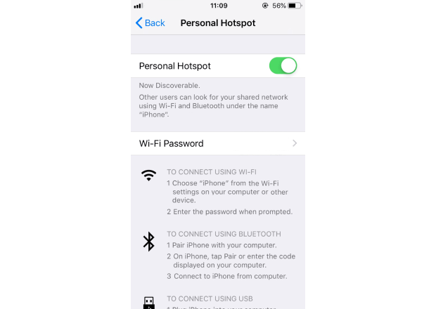 Come Trovale le Password WiFi su iOS Passo 2